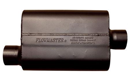flowmaster 44 offset center