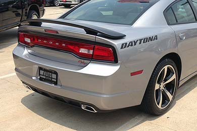 Without Exhaust Tips