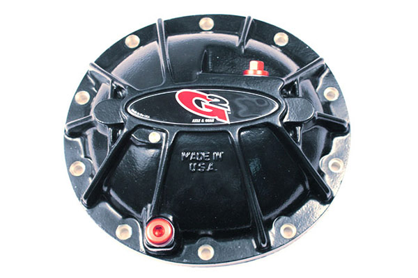 g2 axle and gear differential covers aluminum hammer cover black sample