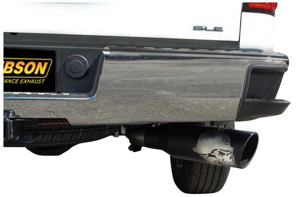 Gibson Metal Mulisha Exhaust Systems
