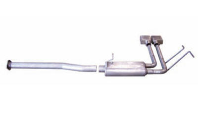gibson exhaust 5629