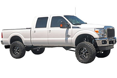 Ford F-250 Gibson Exhaust Systems