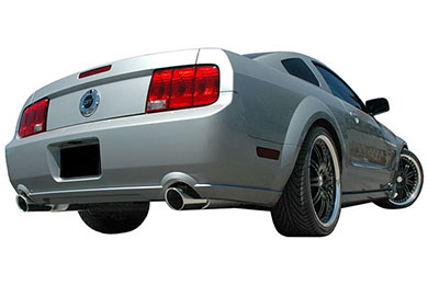 Ford Mustang Gibson Exhaust Systems