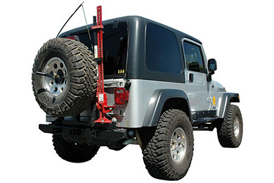 Jeep Wrangler Gibson Exhaust Systems
