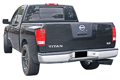 Nissan Titan Gibson Exhaust Systems