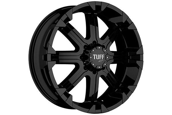 tuff at t13 wheels fullglossblack