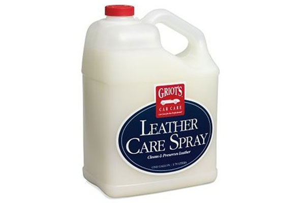 Griot's Garage Leather Care 11055 Leather Care Spray