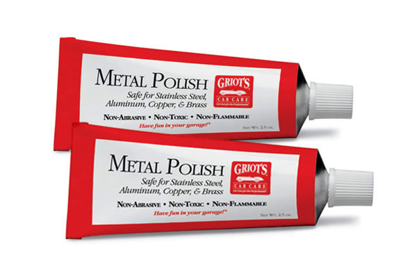 griots garage automotive metal polish