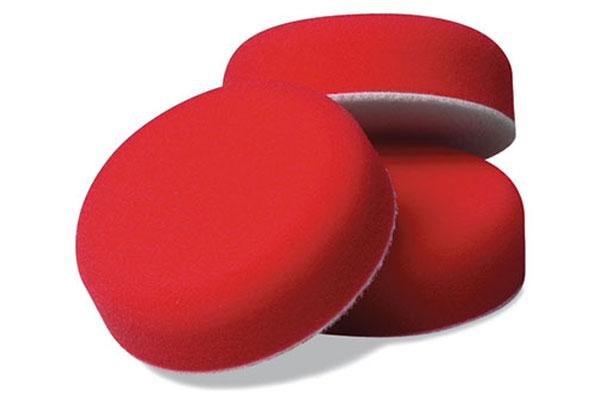 griots garage mini red foam waxing pads sample