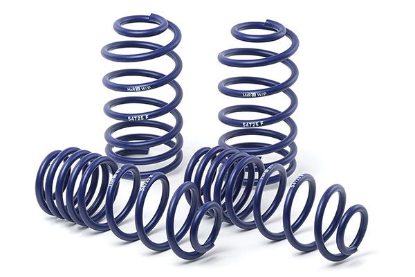 h r sport lowering coil springs sample