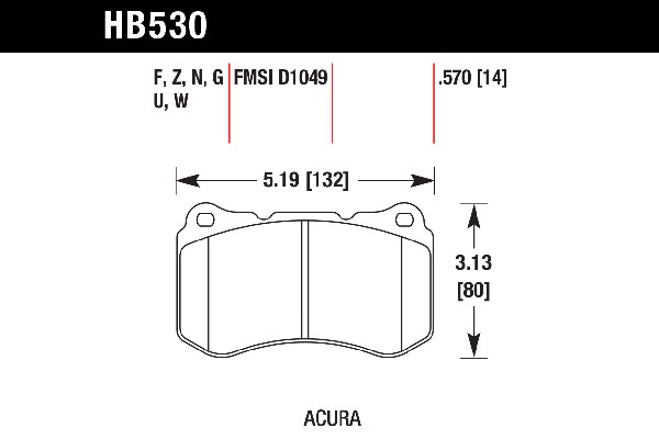 Best Brake Pads For Acura Tl