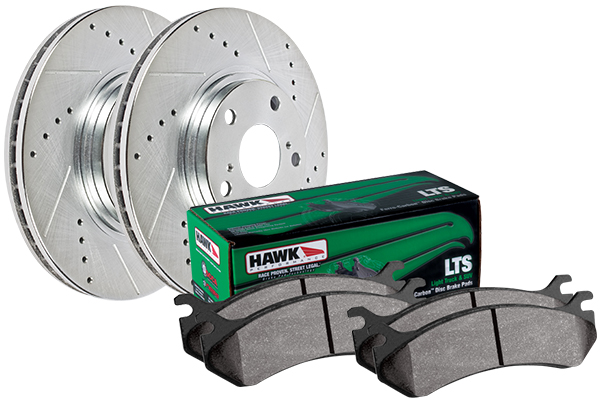 hawk lts sector 27 brake kit sample