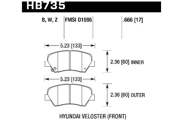 hawk-HB735