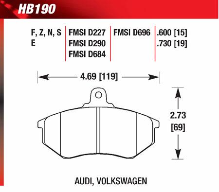 hawk HB190