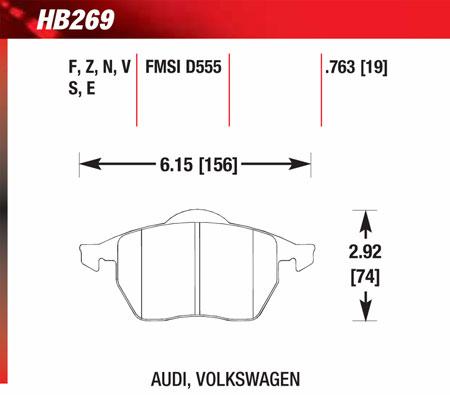 hawk HB269