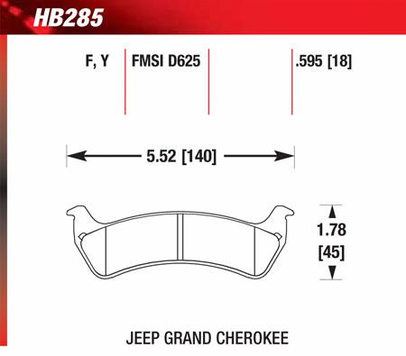 hawk HB285