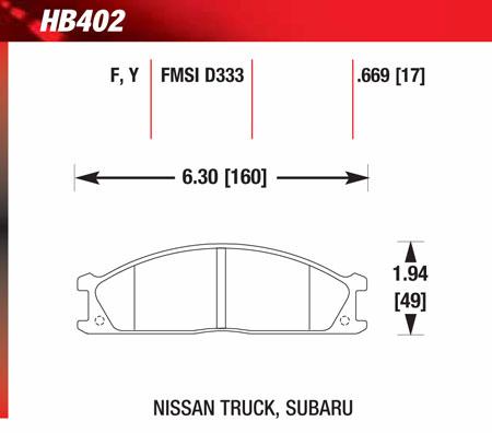 hawk HB402