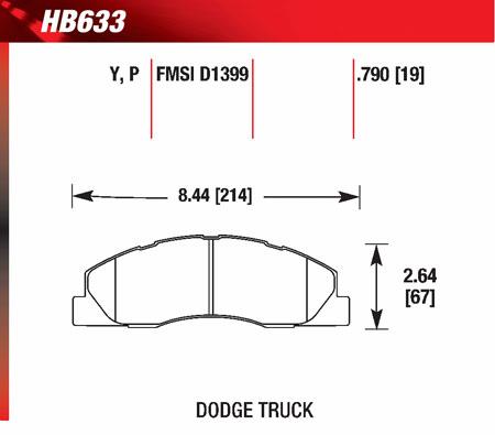 hawk HB633