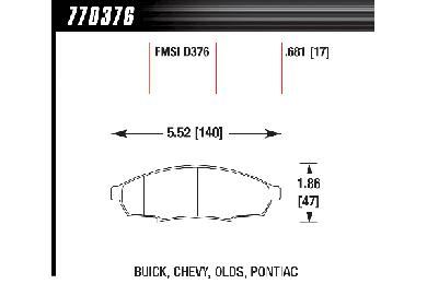 Hawk 770376