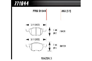 Hawk 771044