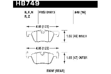 hawk-HB749