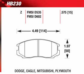 hawk HB230