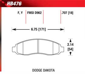 hawk HB476
