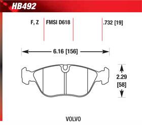 hawk HB492