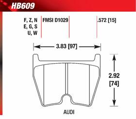 hawk HB609