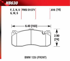hawk HB630