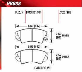 hawk HB638