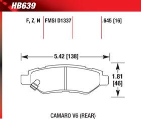 hawk HB639