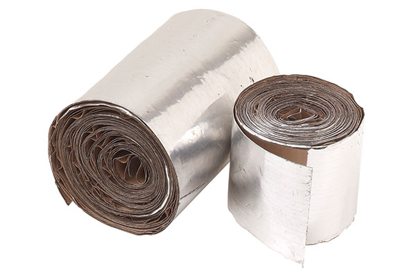 heatshield cool foil tape sample