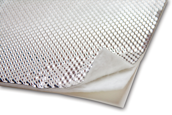 heatshield sticky shield sample