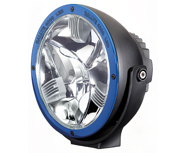 hella 011002101 hella rallye 4000 led driving light. Black Bedroom Furniture Sets. Home Design Ideas