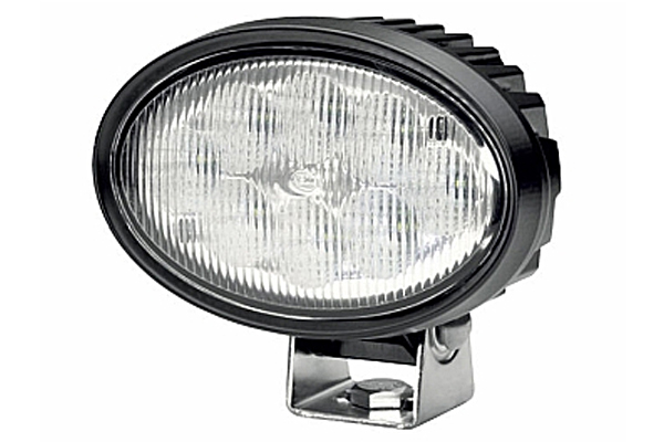 Hella Oval 100 LED Work Lamps 996661011