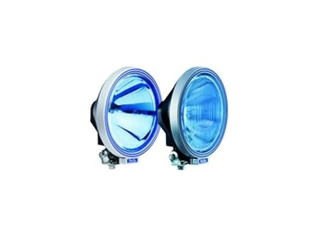 Hella Rallye 3000 Blue Lamp H12800051 Hella Rallye 3000 Blue Lamp