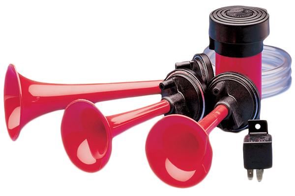 hella triple tone air horn sample