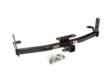 Chevy Equinox Hidden Hitch Receiver Hitches