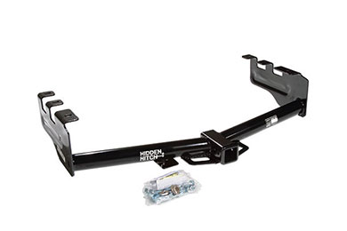 Chevy Silverado Hidden Hitch Receiver Hitches