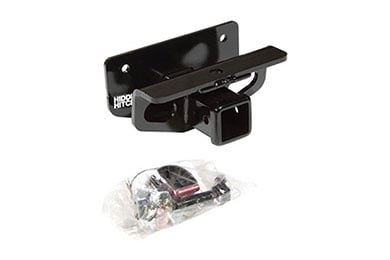 Dodge Ram Hidden Hitch Receiver Hitches