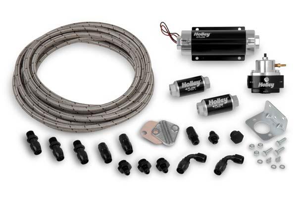 Holley EFI Fuel System Kit 526-1 EFI Fuel System Kit 15766-6387303