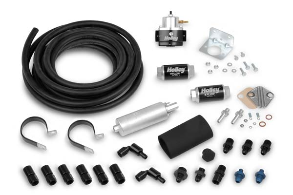 Holley EFI Fuel System Kit 526-3 EFI Fuel System Kit 15766-6387305