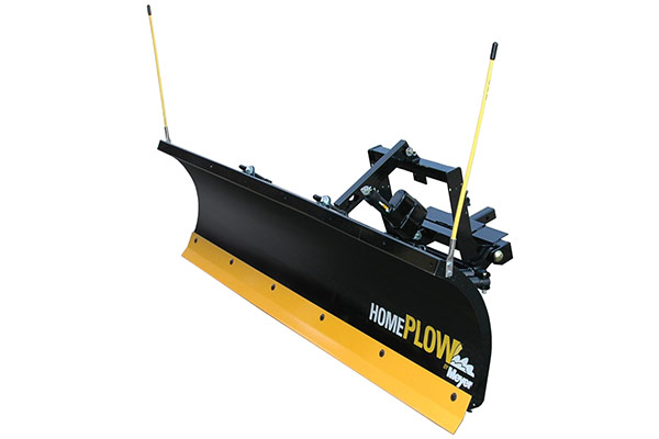 HomePlow Wireless Auto-Angling Snow Plows 24000 Electric Lift Motor