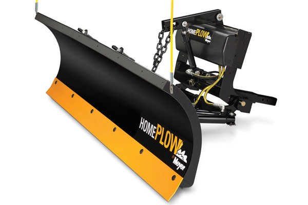 "HomePlow Full Hydraulic Power-Angling Snow Plows 26500 7' 6"" Blade"
