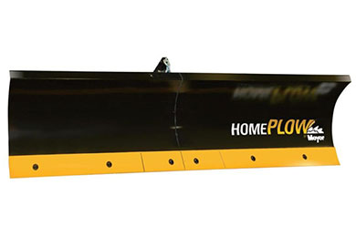 homeplow wireless auto angling snow plows sample
