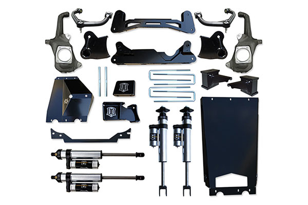 icon vehicle dynamics lift kits sample