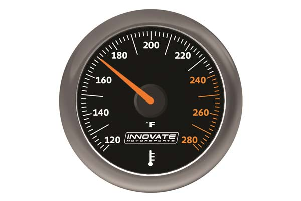 Innovate Motorsports 3912 MTX-D Dual Gauge Kit Ethanol//Fuel Temp 1 Pack