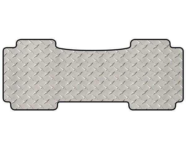 intro-tech diamond plate mat 1pc 2nd row
