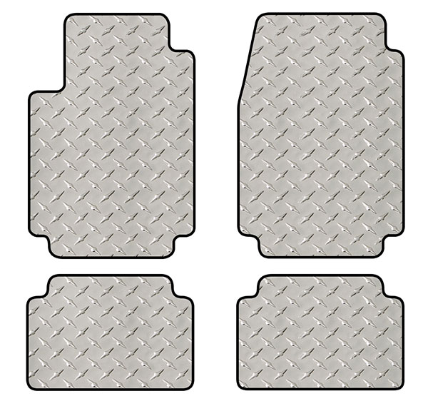 Home Floor Mats & Liners All-Weather Floor Mats Intro-Tech Automotive ...